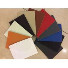 Материалы и цвета авточехлов